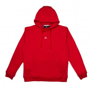 SWEAT À CAPUCHE R CLASSIC | ROUGE