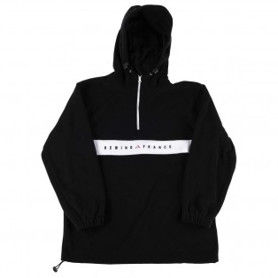 URBAN GEAR | TIMELESS HALFZIP - black